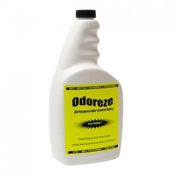 ODOREZE Natural House Odor Eliminator Spray: Makes 64 Gallons to Clean Smell Naturally