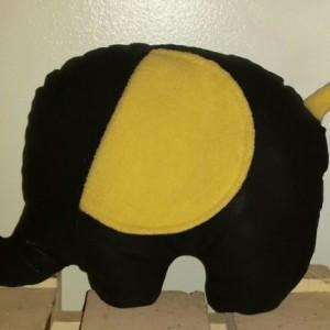Bataphant--Elephant Stuffed Animal/Plush/Pillow