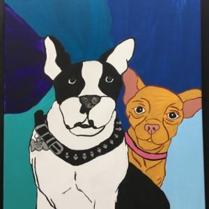 Portraits of pets