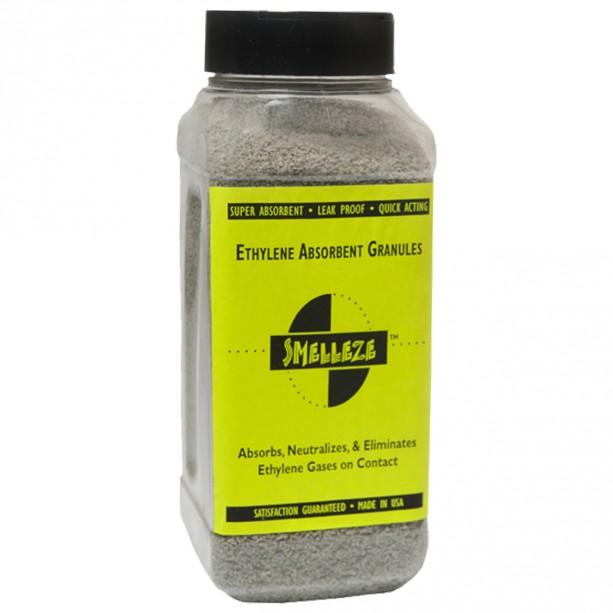 SMELLEZE Natural Ethylene Gas Absorbent Eco Granules- 4 mm: 50 lb.
