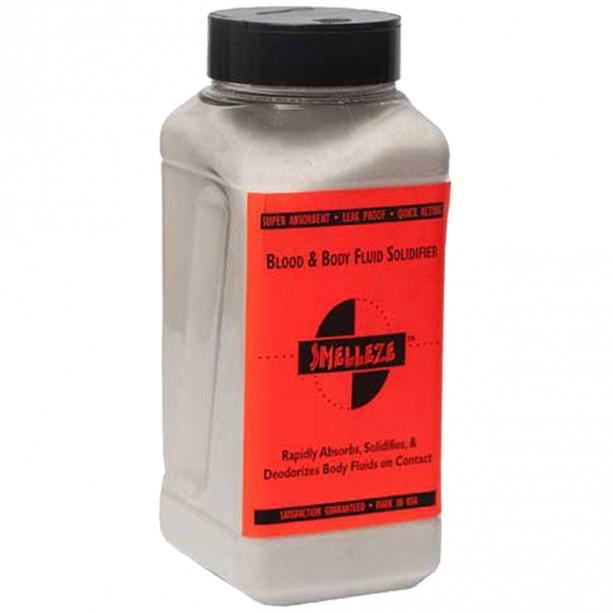SMELLEZE Medical Waste Clean Up Super Absorbent Solidifier & Deodorizer: 50 lb. Granules