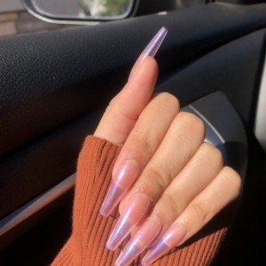 SAUCY Press On Nail Set