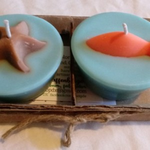 Tidepools Soy Candle Set
