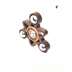 Atom Wooden Fidget Spinner