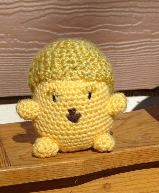 Crocheted Hedgehog, Stuffed Toy, Amigurumi Hedgehog, Amigurumi Toy, Baby Hedgehog Toy, Baby Toy, Ready to Ship, Small Handmade Toy