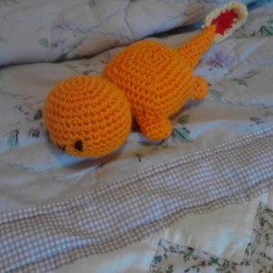 7.5in Charmander Toy