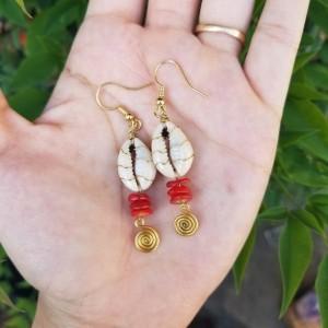 Goddess Guardian Earrings