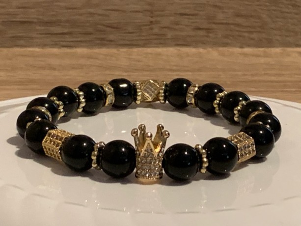 Black Royalty Bracelet