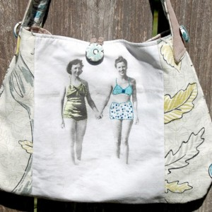 Bathing Beauties Handbag