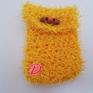 Set of 3 Scrubby Soap Pouches (FREE SHIPPING!!)