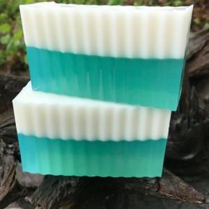 Set Of 2 Men's Loaf Soap