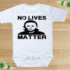 Mike Myers lives matter Halloween Horror Onesie bodysuit newborn 0-3m, 3-6m, 6-9m, 12 m 18m 24m / Toddler 2t 3t 4t 5t