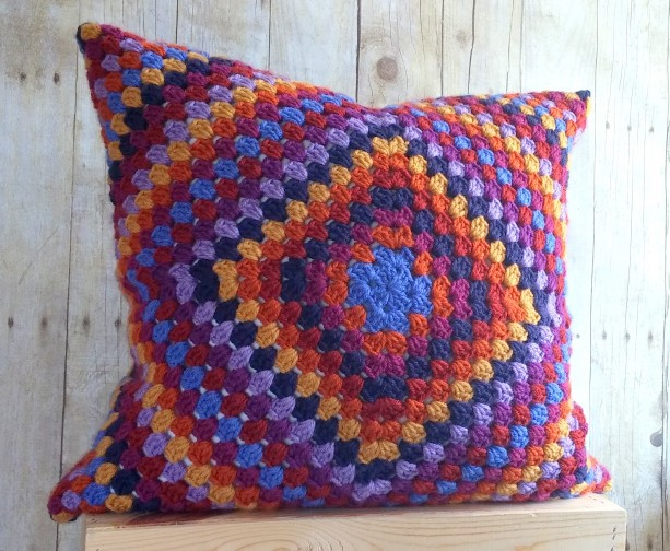 Bohemian Beauty Throw Pillow Cover