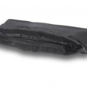 "SMELLRID Reusable Activated Charcoal Odor Proof Bag: Small 6"" x 11"" Bag Keeps Smell Locked In!"