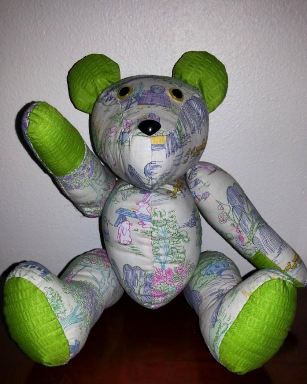 Easter Star Bear