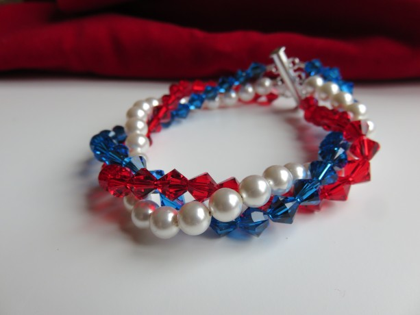 Independence Day Bracelet