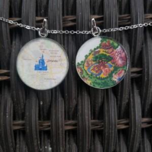 Disney Park Necklace