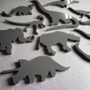 dinosaur charms,laser cut charms,dinosaurs,dinosaur birthday,