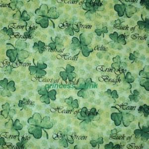 NEW Handmade Heart of Gold Patrick Green Dress Custom Sz 12M-14Yrs
