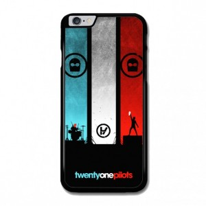 Twenty One Pilots Prints Design for iPhone 6/6S Cases
