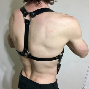 Y-Back Harness Suspenders