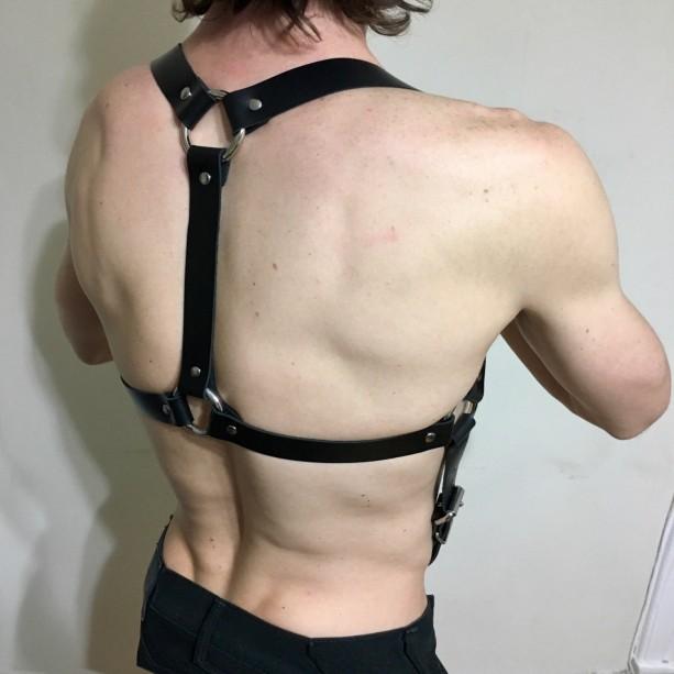 Y-Back Harness Suspenders