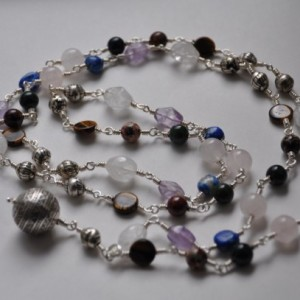 Chakra Meditation Prayer Beads