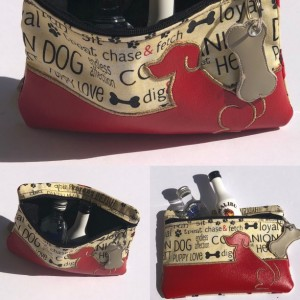 Dog\Cat Zipper Bag