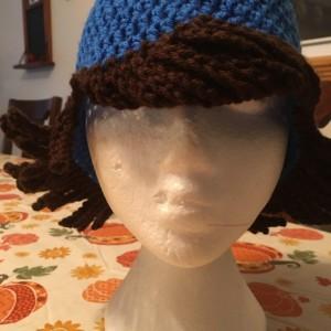 Crochet Chemo Hat