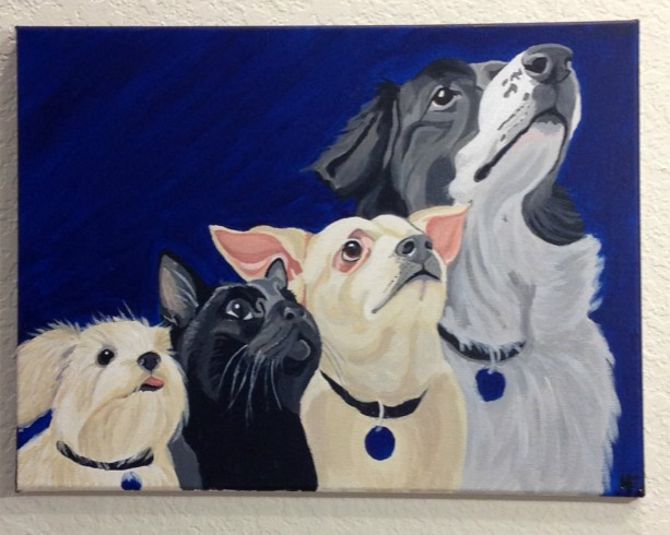 Additional Pet - Custom Pet Portrait