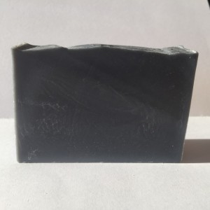 Tea tree and charcoal soap facial soap cold process soap vegan soap