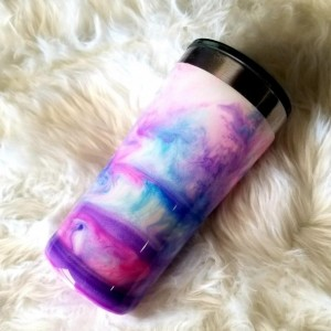 Unique stainless steel tumbler