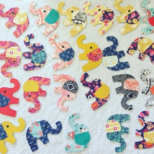 Elephant Cupcake Toppers - Indian inspired elephant cupcake toppers - Elephant Birthday - Elephant Picks - Elephant Baby Shower - Bollywood