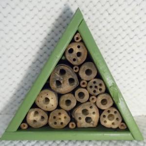Bee Hotel / Bee Habitat / Insect Habitat / Insect Hotel / Pollinator Habitat