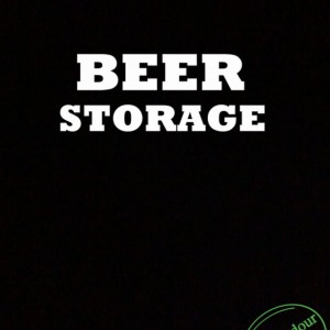 Beer Storage T-Shirt