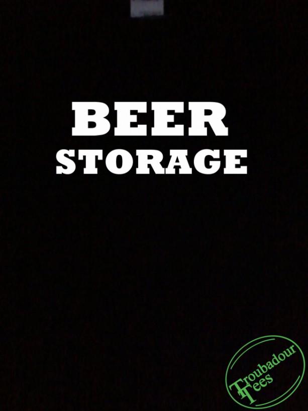 Beer Storage T-Shirt