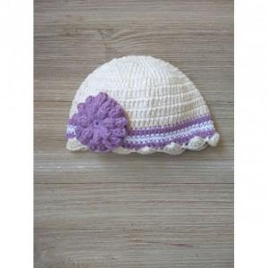 Crochet flower beanie. Crochet photo props. Crochet baby. Babygirl. beanie crochet. hat baby crochet.cap baby. handmade hat.handmade crochet