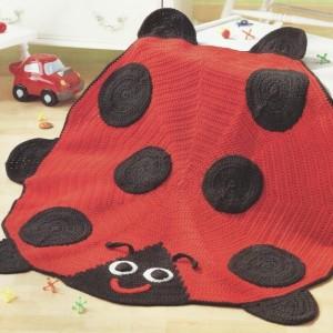 Ladybug Blanket/Playmat