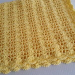 Baby Blanket Crochet - Infant Afghan, Baby Blanket Ideas, Baby Blankets