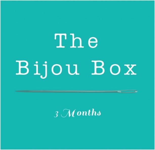 Bijou Box - 3 Month Mystery Parcel