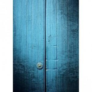 Blue Doors - 8 x 10 Print