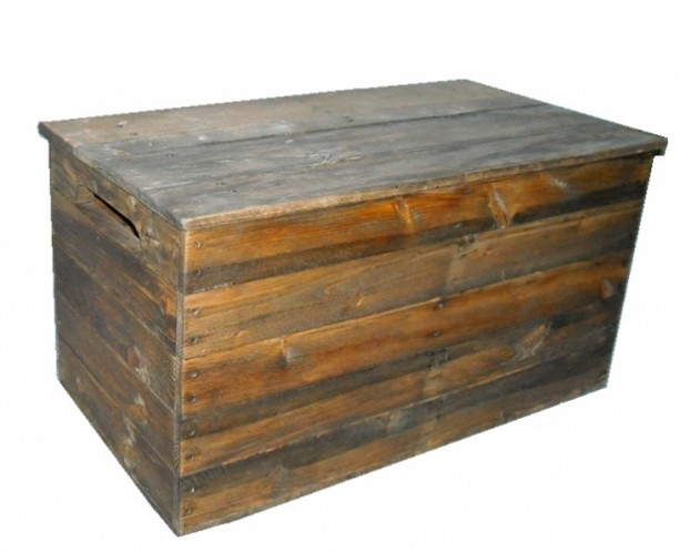 ... trunk wooden box primitive wood box storage chest trunk wooden box