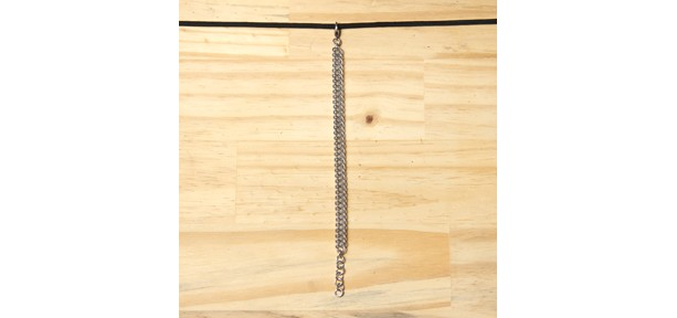 """The 18 Gauge """"Half Persian"""" Chainmaille Bracelet"""