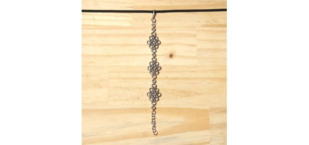 "The Mini ""Extended Flower"" Chainmaille Bracelet"