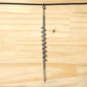 "The ""Barbed Byzantine"" Chainmaille Bracelet"