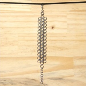 "The ""Japanese Lace"" Chainmaille Bracelet"