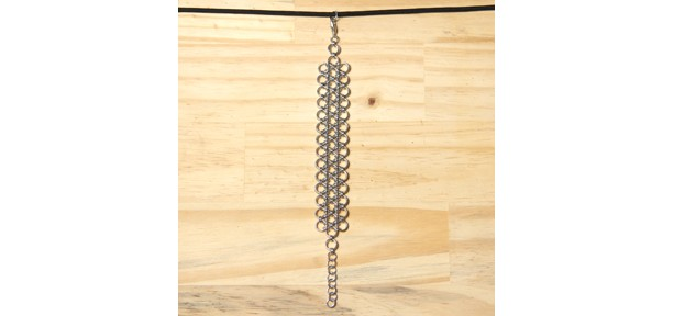 """The """"Japanese Lace"""" Chainmaille Bracelet"""