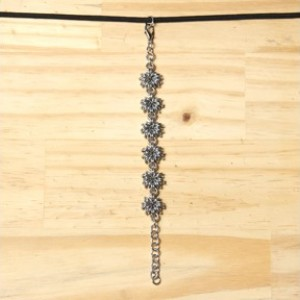 """The """"Coil"""" Chainmaille Bracelet"""