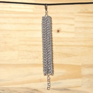 """The """"Triple Elf"""" Chainmaille Bracelet"""