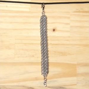 """The """"Double Elf"""" Chainmaille Bracelet"""